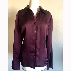 Fred David Long Sleeve Blouse